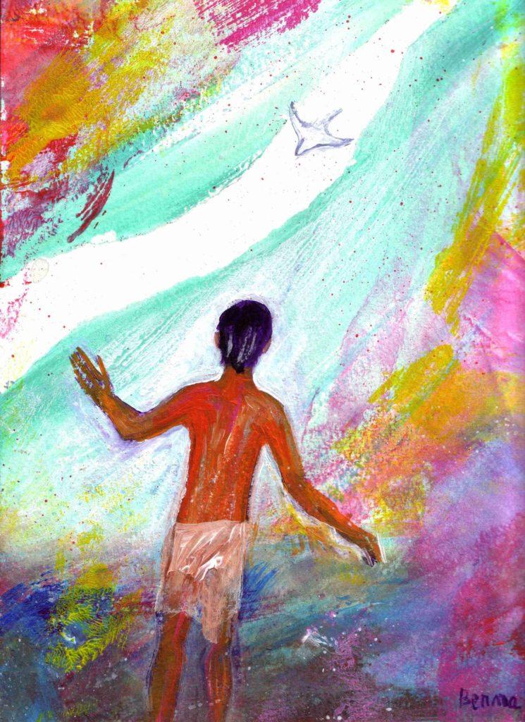Baptême du Fils de Dieu